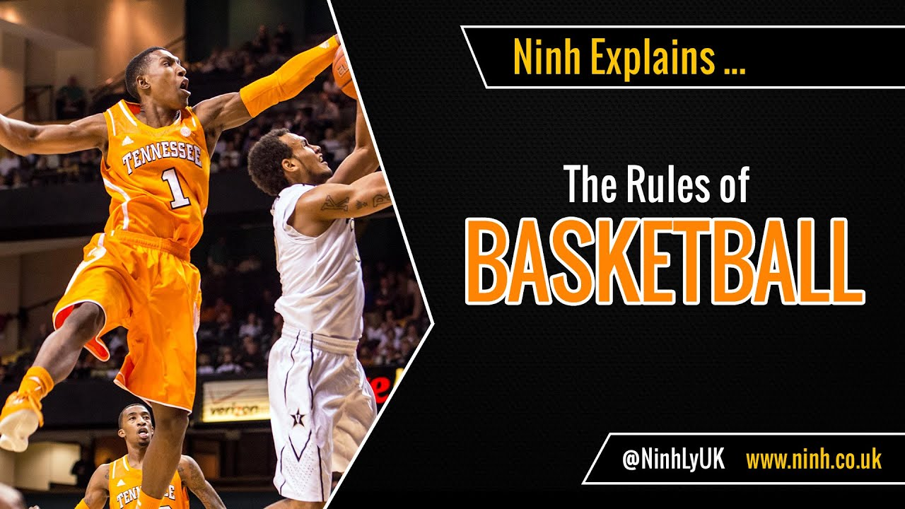 nba basketball rules