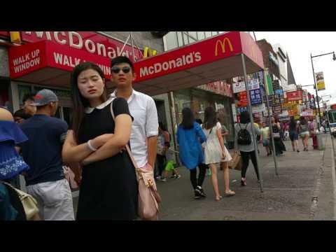 Flushing NY July 2016 Chinese community