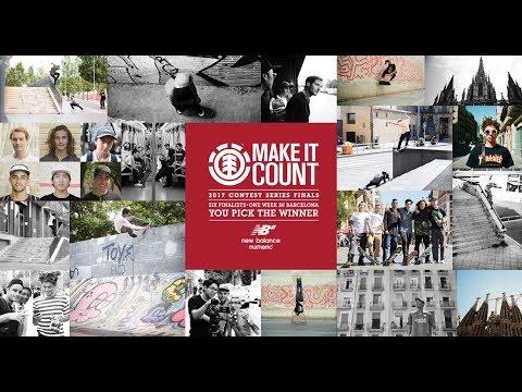 2017 ELEMENT MAKE IT COUNT GLOBAL FINALS RECAP