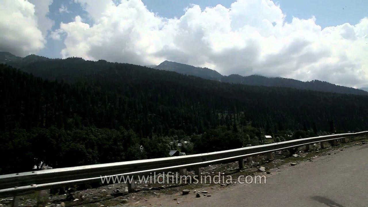 Road Trip From Baltal To Srinagar Jammu And Kashmir