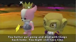 Neopets: Petpet Adventures (PSP) Final Boss fight