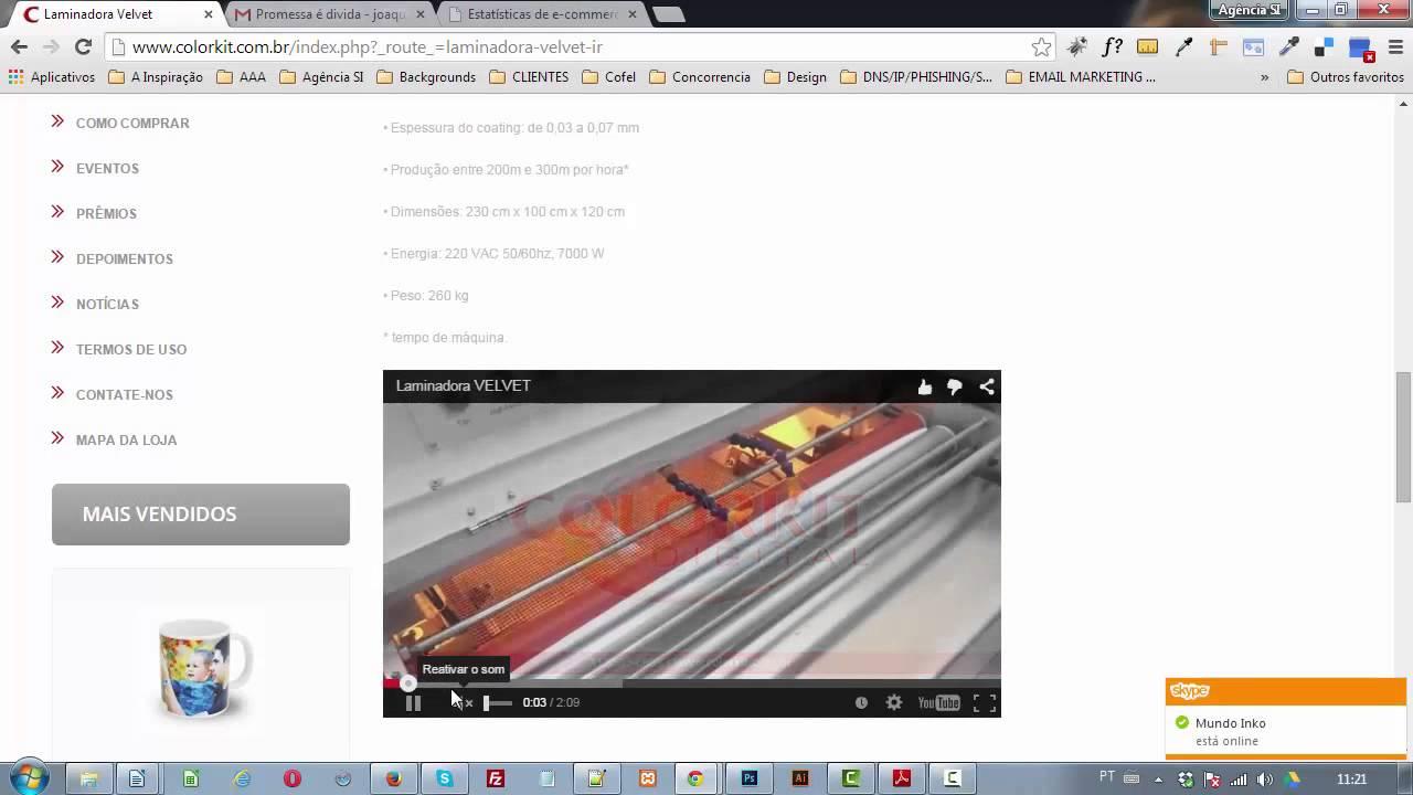 d5dedcbbb2ee Catálogo de Produtos online e Carrinho Solicite Orçamento - YouTube