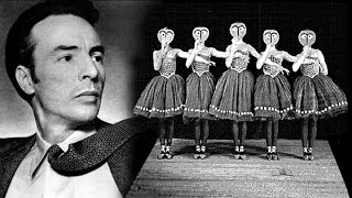George Balanchine's Les Ballets 1933, Nijinsky's Faun, Picasso's Parade - Château Chenonceau 8b