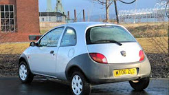 2006 FORD KA 1.3 70 * LOW MILEAGE & FSH * LOW INSURANCE - The Car Warehouse, Middlesbrough