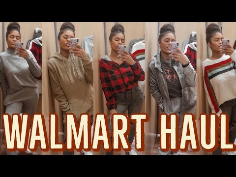 [VIDEO] - WALMART FALL TRY ON HAUL | FALL CLOTHING HAUL 2019 | VLOGTOBER DAY 23 1