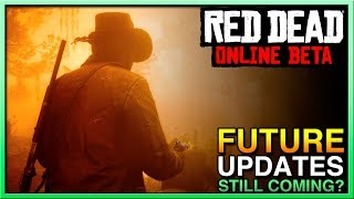 Are Red Dead Online Updates Over? Is This It For RDO? Red Dead Redemption 2 Online Spring Update!