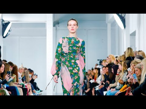 House of Holland | Fall Winter 2018/2019 Full Fashion Show | Exclusive