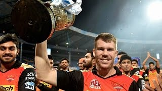 WION Exclusive: David Warner answers 2 minutes of Rapid fire questions
