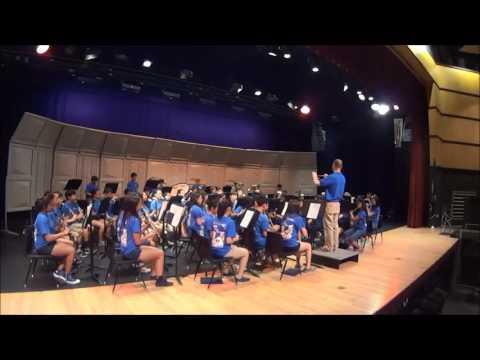 Rocky Run Middle School Symphonic Band Performance