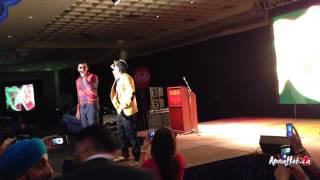 JAZZY B at PIFF | IFFSA | Toronto 2014 Gala Night