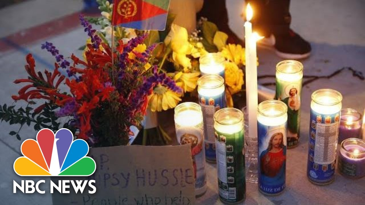 Slain Rapper Nipsey Hussle Remembered | NBC News
