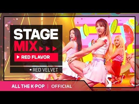 [무대감상용 교차편집 ver.] 레드벨벳 - 빨간 맛 (Red Velvet - Red Flavor)