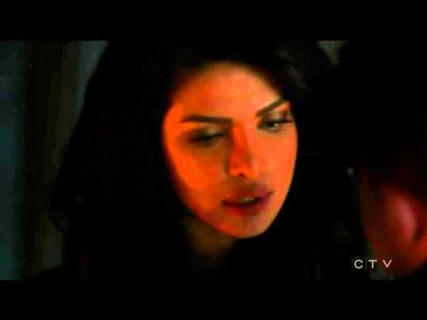 Lenny Platt (kiss scene #1) -  Priyanka Chopra/Alex Parrish  - Quantico (tv series) #10
