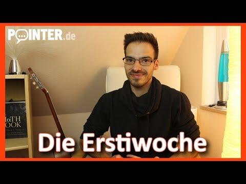 Patrick vloggt - Deswegen ist die Erstiwoche so wichtig!