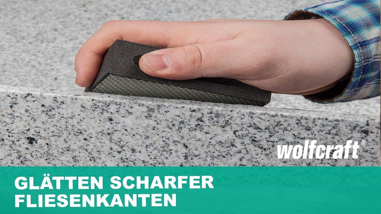 Top Diamantschleifblock: Zum Glätten scharfer Fliesenkanten YQ58