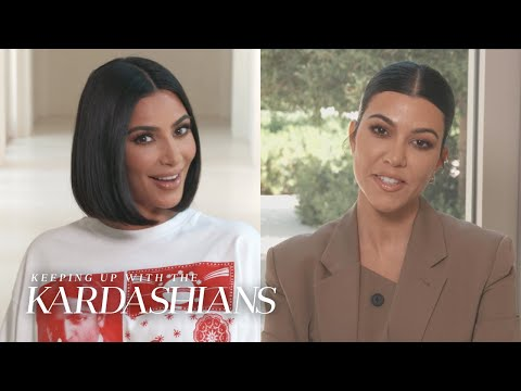 Kim, Kylie, Kourtney & Surprise Friend Send B-Day Wishes to Khloé Kardashian! | KUWTK | E!