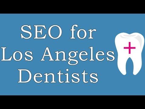 Los Angeles SEO Company for Dentists