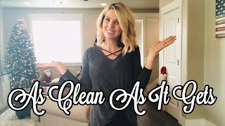 CLEAN WITH ME | DOWNSTAIRS MOTIVATION