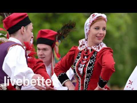 Polka music czech, austrian and german folk instrumental songs - european rhythms