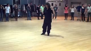 Danse bulgare au stage Miz Du 2012