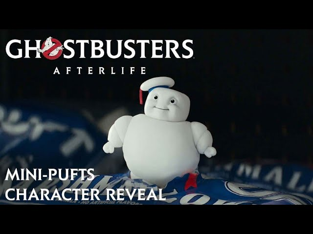 Ghostbusters Afterlife - Coming December 2021