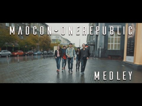 ONE TAKE! - MADCON & ONEREPUBLIC MEDLEY - CALI FORNIA & ANIR