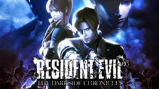 RESIDENT EVIL: THE DARKSIDE CHRONICLES All Cutscenes (Game Movie) 1080p 60FPS