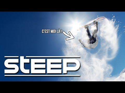 Les rois de la glisse le retour - STEEP streaming vf