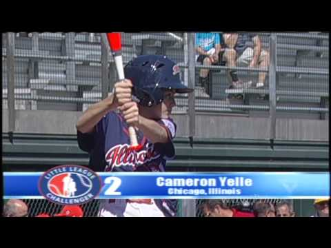 2013 Little League Baseball World Series Challenger Exhibition Game - Better Quality Version 2