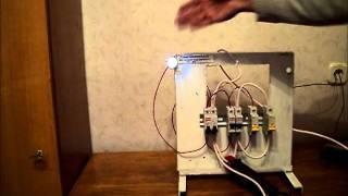Для электриков- так делать нельзя!(В этом видеоуроке наглядно показываю что происходит если соединить перемычкой клавиши у двух однополюсных..., 2012-01-30T19:45:59.000Z)
