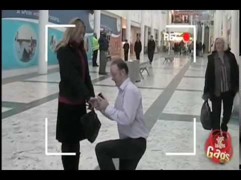 DENIED: Wedding Proposal