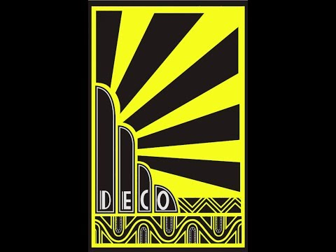 A Collection of 150 Art Deco Rare and Interesting Posters