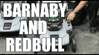 2016 EGO 56V Self Propelled Mower and 530 CFM blower - Sneak Peek