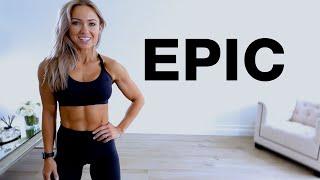 FREE 10 Week EṖIC Workout Program + Guide | Caroline Girvan