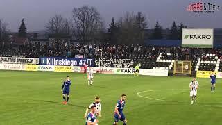 1L: Sandecja Nowy Sącz - Podbeskidzie Bielsko Biała [Fans]. 2019-04-13