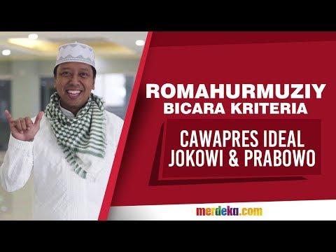 Ketum PPP bicara kriteria cawapres Jokowi dan Prabowo Mp3