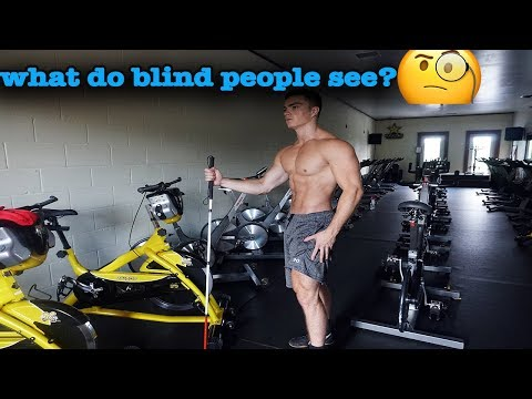 dating visually impaired