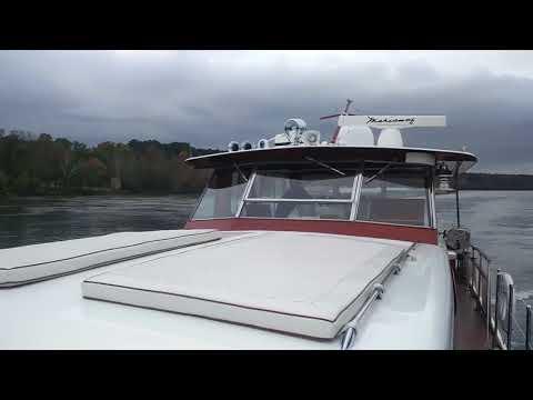 Tennesee Tombigbee River / Tenn Tom - Pickwick Locks - Great Loop travels