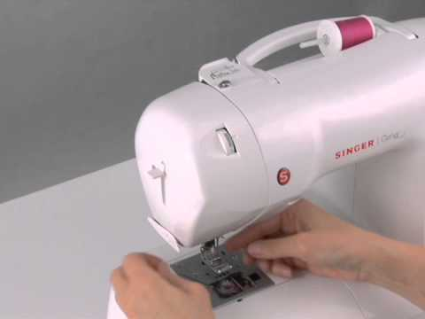 SINGER CURVY™ 40 Sewing Machine Threading YouTube Mesmerizing Singer Curvy 8763 Sewing Machine