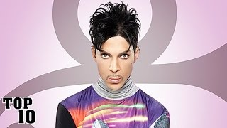 Top 10 Iconic Prince Moments
