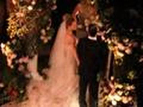 Hillary Duff S Wedding Video With Mike Comrie