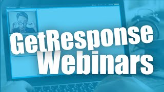 GetResponse Webinars - Online meetings.