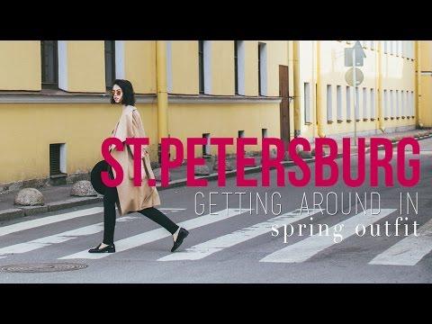 Красивые места в  Санкт-Петербурге | Getting Around in St.Petersburg
