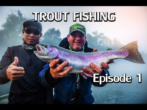 Trout Fishing Branson, MO