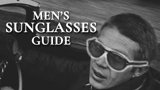 Sunglasses Guide For Men