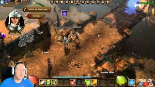 Drakensang Online ★ #02 Erste Schritte und Gameplay [PC, Deutsch]