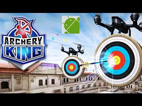 Archery King (by Miniclip) - Android Gameplay HD