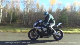 Yamaha YZF-R1M vs JRM Racing Nissan GTR E85 863 HP 1130 Nm