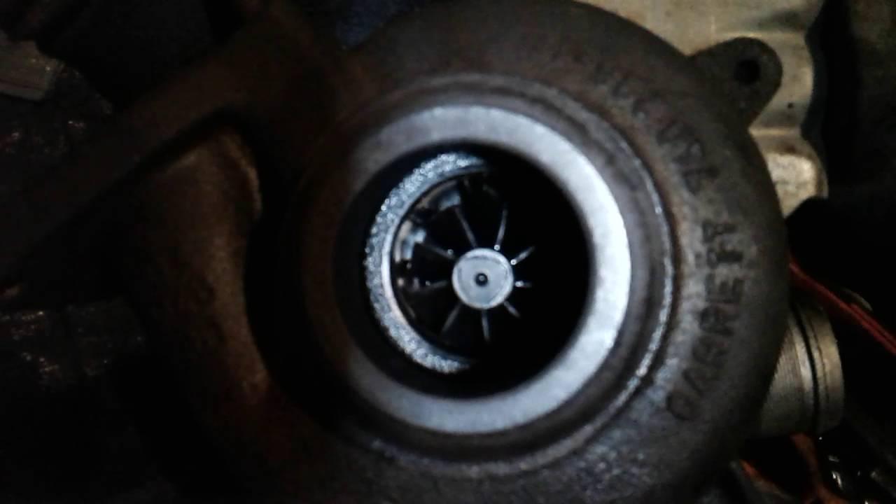 Volvo V50 2 0d - Failed Turbo