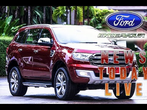 Indian Cars | FORD ENDEAVOUR NEW | Latest SUV Car Review India
